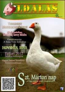 Oldalas magazin 2012. november