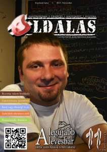 Oldalas magazin 2013 november heli gabor