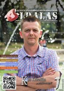 Oldalas magazin 2014 július kiss krisztian