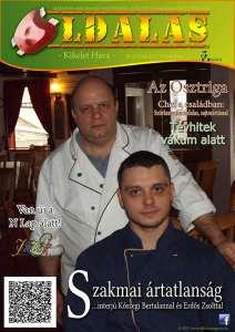 Oldalas magazin 2013 marcius koszegi bertalan erdos zsolt