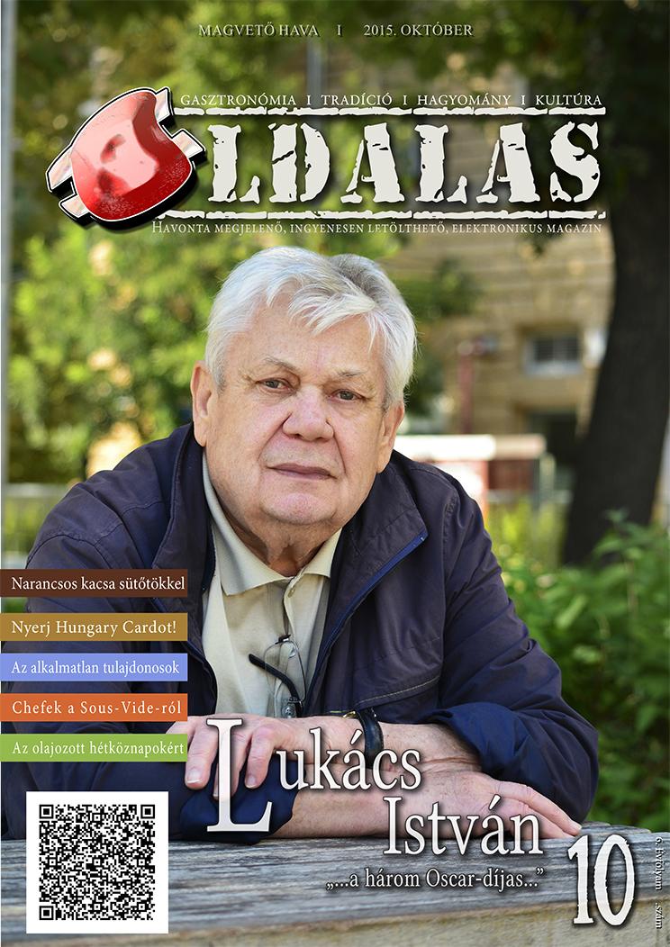 Oldalas magazin, Asztalos István