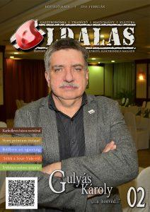 Oldalas magazin? Gulyás Károly, Asztalos István