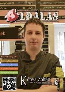 Oldalas magazin 2014 aprilis címlap konya zoltan