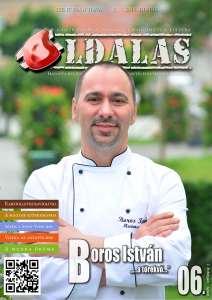 Oldalas magazin 2016. június címlap